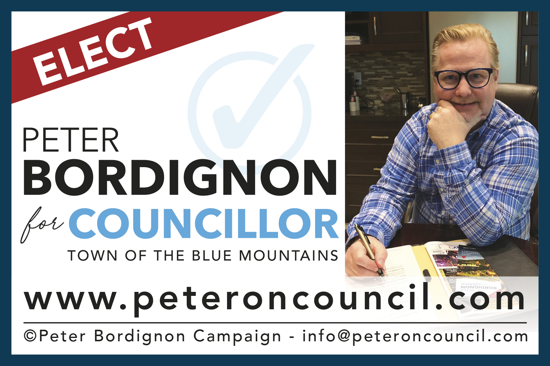 Peter for Council