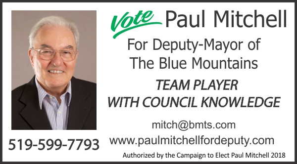 Paul Mitchell - Candidate for Deputy Mayor