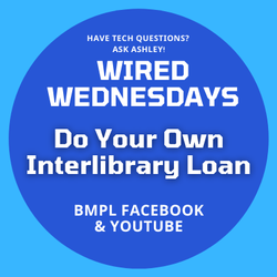 Wired Wednesdays Live: Do you own Interlibrary Loan (Video)