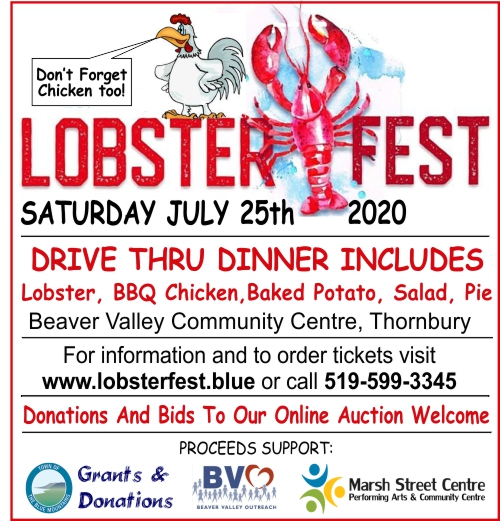 Lobsterfest 2020 and  COVID 19