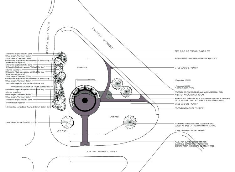 229 Bruce Street South Park Development