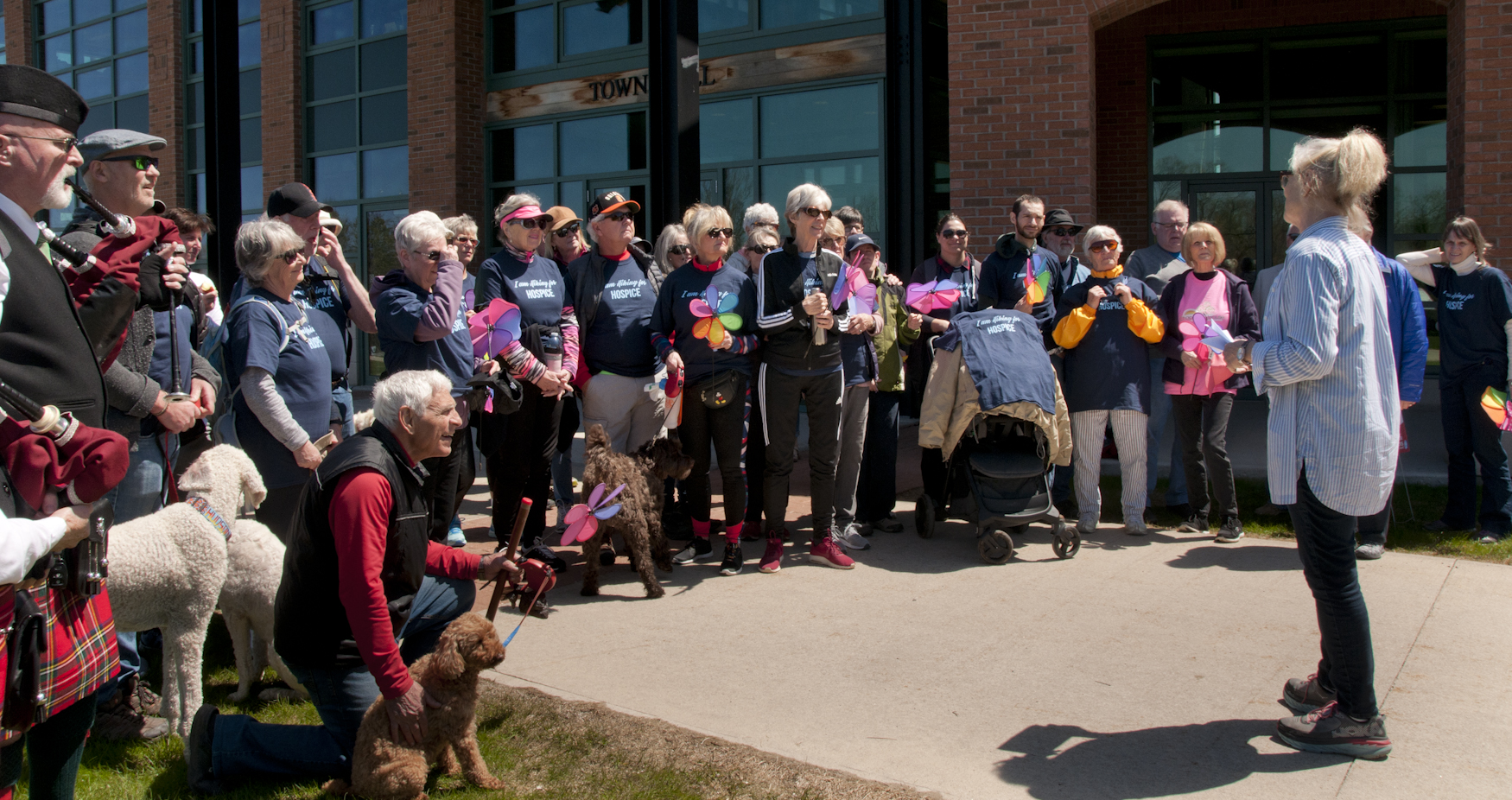 The 2019 Grey Bruce Hike for Hospice was a resounding success.