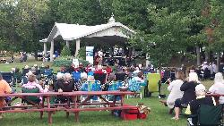 Music in the Park Sunday July 8, Bayview Park