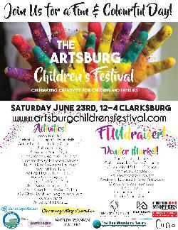 Busy Day in Clarksburg on Saturday June 23rd