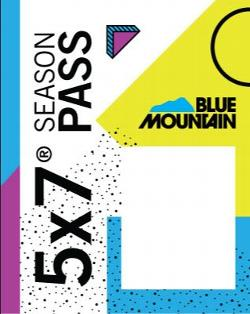 Blue Mountain Gets Stoked for 80th Ski Season with 2020/2021 5x7Passes on Sale Now