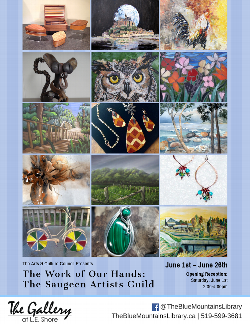 The Work of our Hands : Selections from the Saugeen Artists Guild