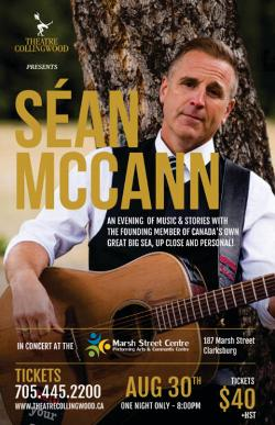 Sean McCann in Concert