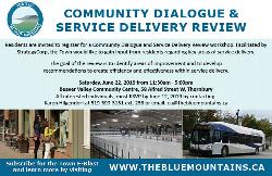 Town to Host Community Dialogue & Service Delivery Review Workshop