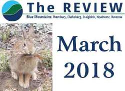Blue Mountains Review and Citizens Pages - March