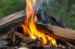 Notice- Open Air Burning Restrictions Lifted