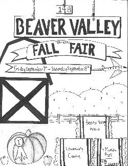 Beaver Valley Fall Fair - Friday September 7 and Saturday September 8