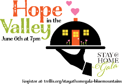 HOPE IN THE VALLEY -- a Stay at Home Gala