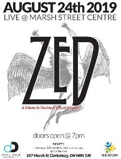 ZED - at The Marsh Street Centre